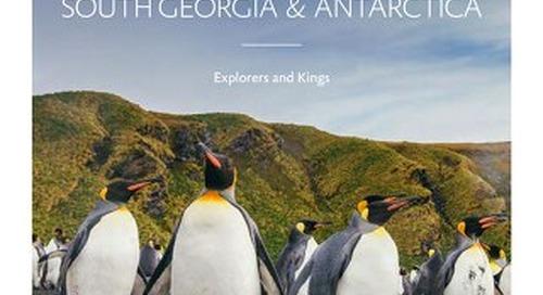 Falklands, South Georgia and Antarctica: Explorers and Kings