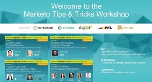 Marketo Hacks: Outside the Lines