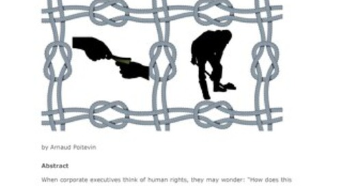 Human Rights Rising On The Corporate Risk Agenda: The Intertwining Of Corruption And Human Rights