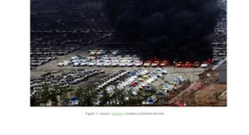 After Tianjin: Renewed Focus On Chinese Supply Chains