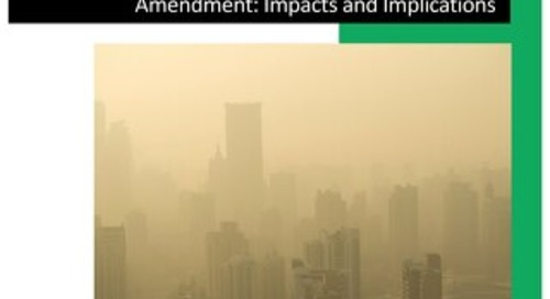 China's Environmental Protection Law 2014 Amendment