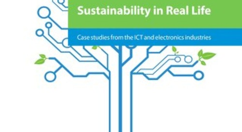 Supply chain sustainability in Real Life
