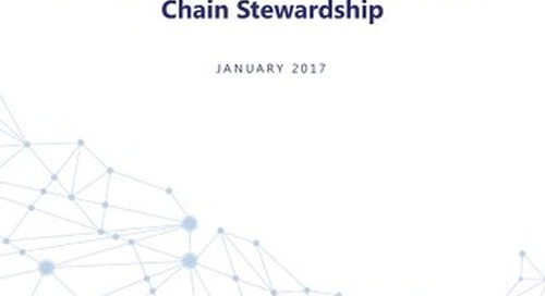 EcoVadis Cracks The Code For Supply Chain Stewardship