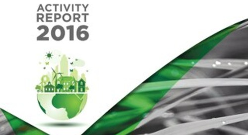 EcoVadis Annual Activity Report, 2016