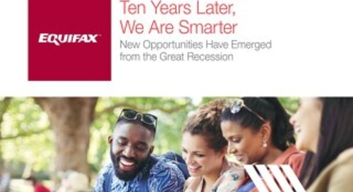 Great Recession White Paper