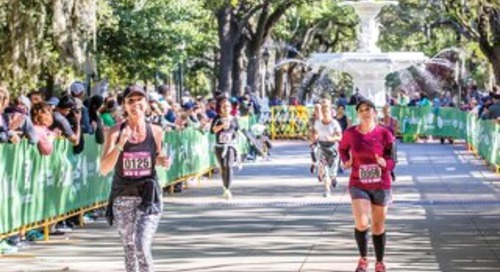 2019 Savannah Womens Half Program