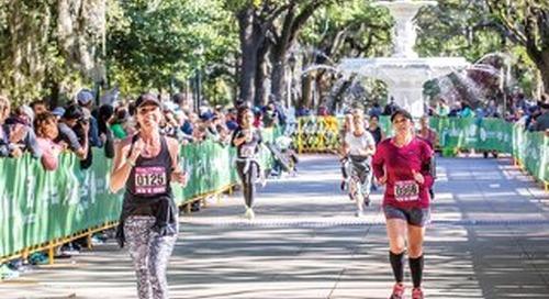 2019 Savannah Womens Half Program