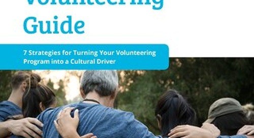 Employee Volunteering Guide