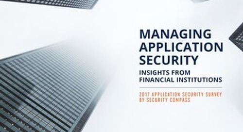 Managing Application Security 2017