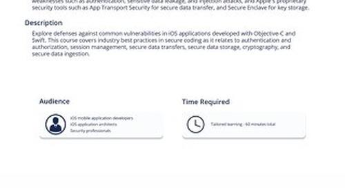 MOB 201 Defending iOS