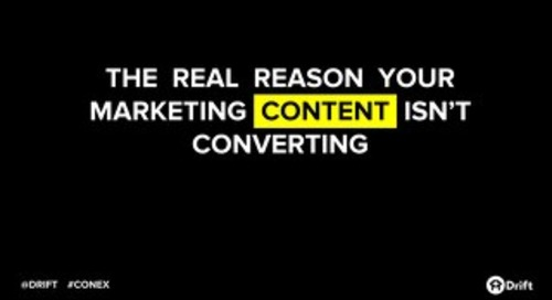 The Real Reason Your Marketing Content Isn't Converting (And How to Fix It)
