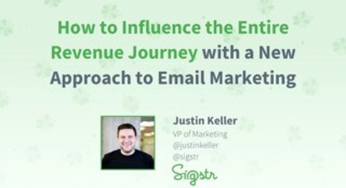 Supercharge Your Content and ABM Strategies with a New Approach to Email Marketing