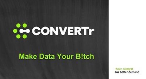 Make Data Your B!tch