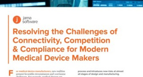 Risk Management for Modern Medical Device Makers