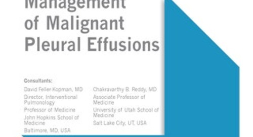 Management of Malignant Pleural Effusions