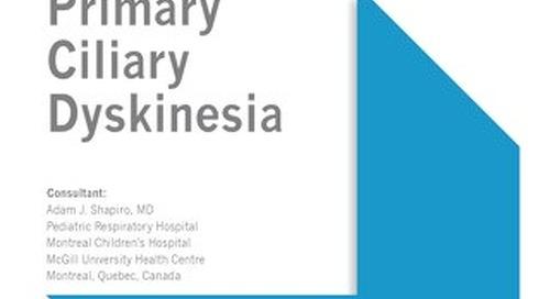 Primary Ciliary Dyskinesia