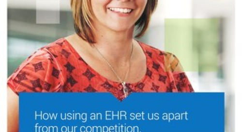 Customer Story: How using an EHR set us apart from our competition