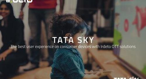 Case Study: Tata Sky