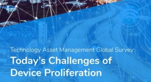 Technology Asset Management Global Survey Report