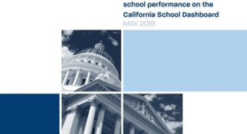 ACSA 2019 School Dashboard Recommendations