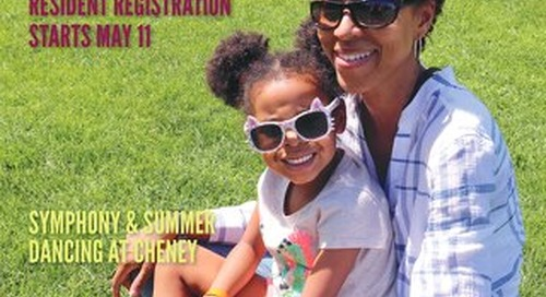 Park District of Oak Park Summer 2019 Adult Guide