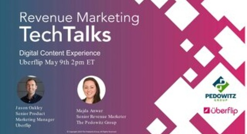 Webinar Slides: Digital Content Experience with Uberflip