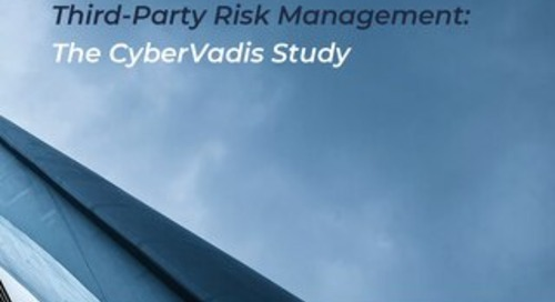 Cybersecurity and Third-Party Risk Management