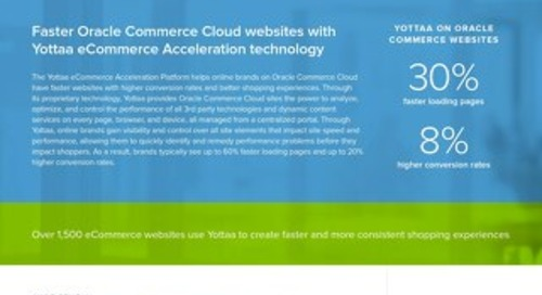 Case Study: Oracle Commerce Cloud Websites