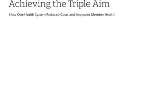 Case Study: Southcoast Health