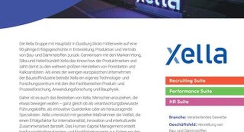 Fallstudie Xella rüstet sich für die Digitalisierung der Branche