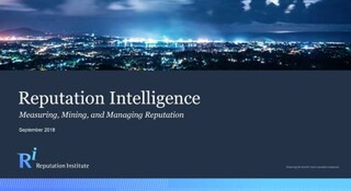Reputation Intelligence Report
