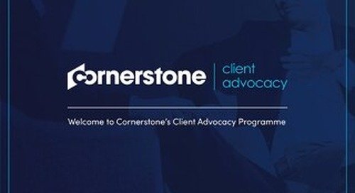 Client Advocacy Welcome Pack