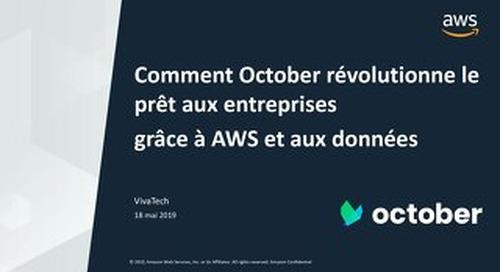 [October] Comment October révolutionne le prêt aux entreprises grâce à la donnée