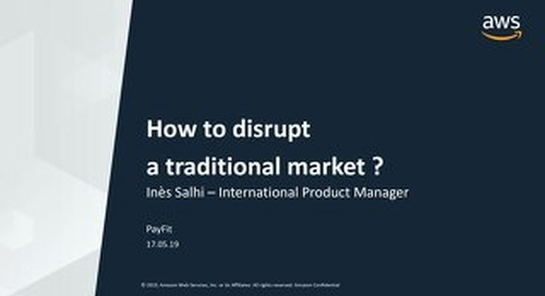 [Payfit] How to disrupt your market