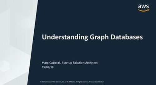 [AWS] Understanding Graph Databases