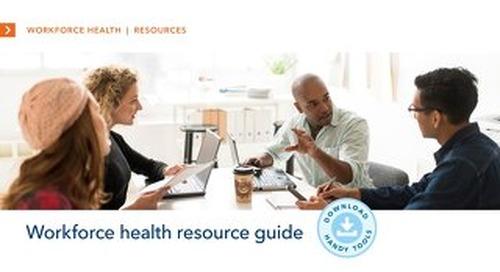 Workforce Health Resource Guide