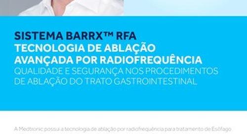 SISTEMA BARRX™ RFA