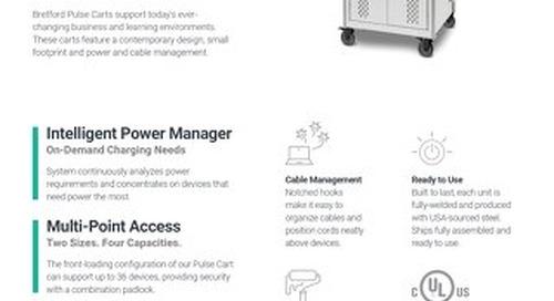 Pulse S Cart Features & Benefits