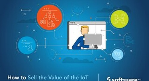 How to sell the value of IoT to your enterprise