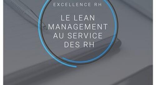 Lean RH : Simplifier et améliorer vos processus