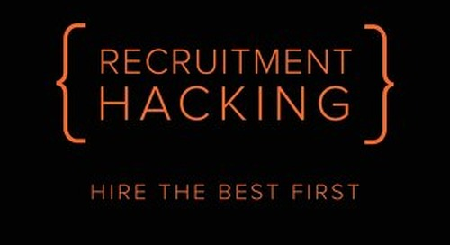 Recruitment Hacking - Hire the best first