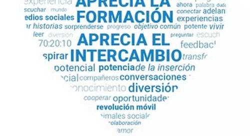 APRECIA LA FORMACIÓN, APRECIA EL INTERCAMBIO