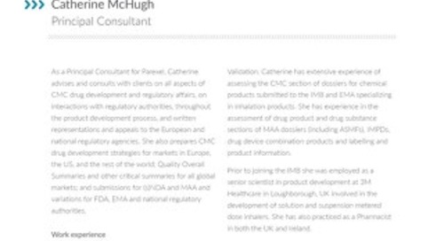 Catherine McHugh