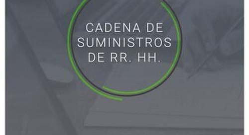 CADENA DE SUMINISTROS DE RR. HH.