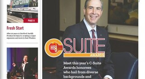 C-Suite Awards — May 6, 2019