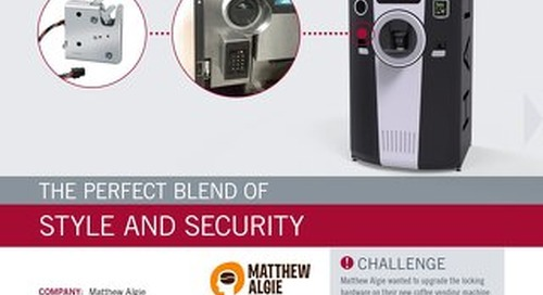 Matthew Algie & Southco: The Perfect Blend of Security and Style