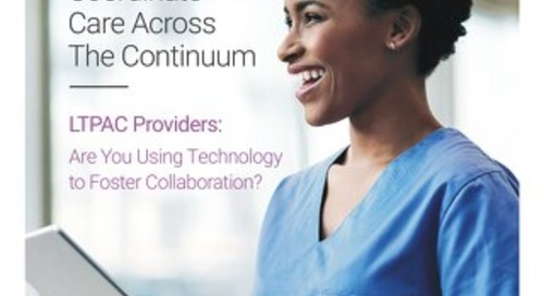 Cross Continuum Care Coordination White Paper