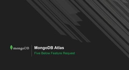 Five Below Criteria & Feature Request