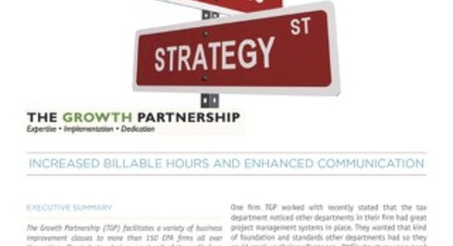 The Growth Partnership Case Study