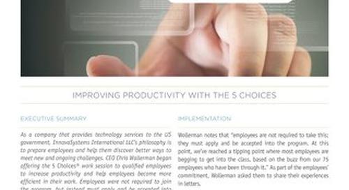 Innova Systems Case Study